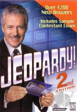 Jeopardy 2 PCG Cover Art