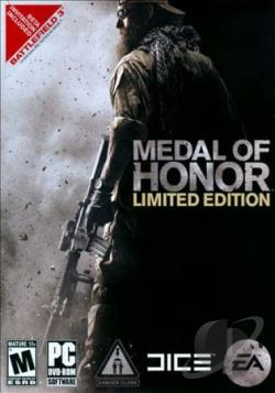 Medal of Honor PCG Cover Art