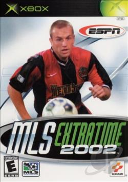 ESPN MLS ExtraTime 2002 XB Cover Art