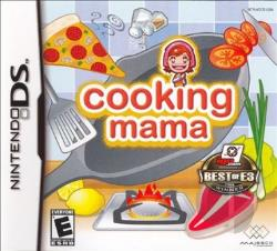 Cooking Mama NDS Cover Art