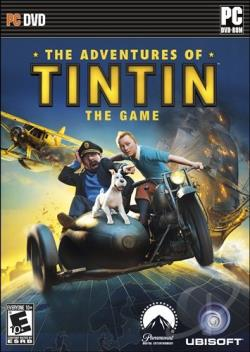 Adventures of Tintin: The Game PCG Cover Art