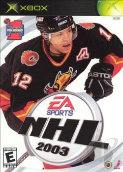 NHL 2003 XB Cover Art