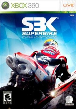 SBK: Superbike World Championship XB360 Cover Art