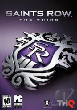 Saints Row: The Third PCG Cover Art