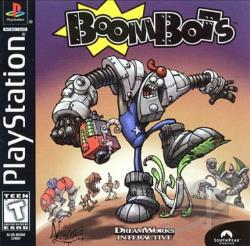 Boombots PS Cover Art