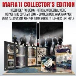 Mafia II: Collector's Edition XB360 Cover Art