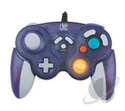 GamePlayer Controller - Indigo/Clear GQ Cover Art