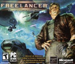 Freelancer PCG Cover Art