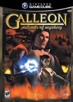 Galleon: Islands Of Mystery GQ Cover Art