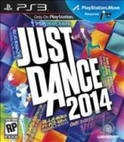 Just Dance 2014 PS3 Cover Art