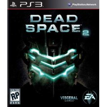 Dead Space 2 PS3 Cover Art