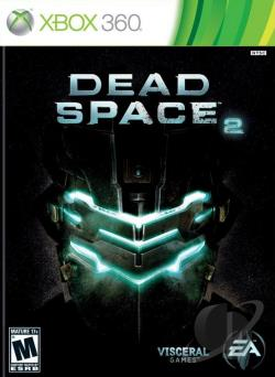 Dead Space 2 XB360 Cover Art