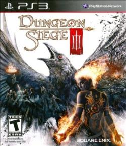 Dungeon Siege III PS3 Cover Art