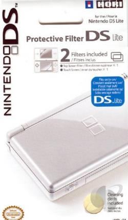 DS Lite Protective Filter NDS Cover Art