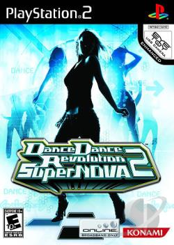Dance Dance Revolution SuerpNova2 (game only) PS2 Cover Art