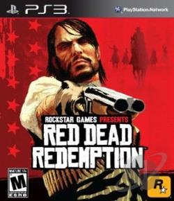 Red Dead Redemption PS3 Cover Art