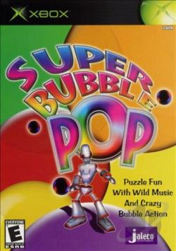 Super Bubble Pop XB Cover Art