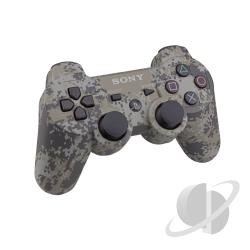 Dual Shock 3 Contlr-Urban Camo PS3 Cover Art