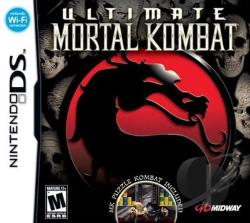 Ultimate Mortal Kombat NDS Cover Art