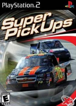 Super Pick Ups PS2 Cover Art