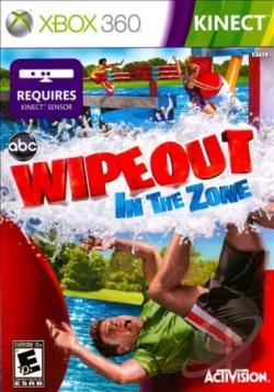 Wipeout: In the Zone XB360 Cover Art