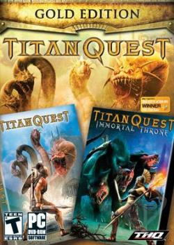 Titan Quest (Gold) PCG Cover Art