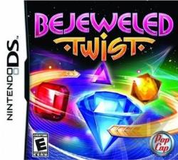 Bejeweled Twist NDS Cover Art