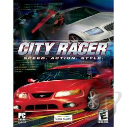 City Racer PCG Cover Art