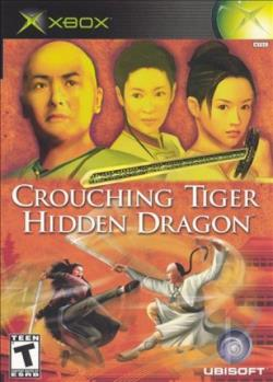 Crouching Tiger, Hidden Dragon XB Cover Art