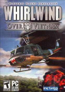 Whirlwind Over Vietnam PCG Cover Art