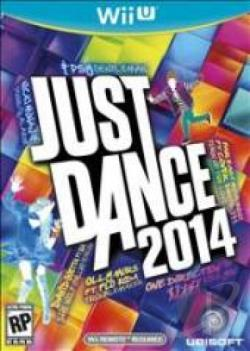 Just Dance 2014 WIIU Cover Art