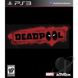 Deadpool PS3 Cover Art