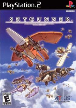 Sky Gunner PS2 Cover Art