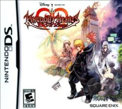 Kingdom Hearts 358/2 Days NDS Cover Art