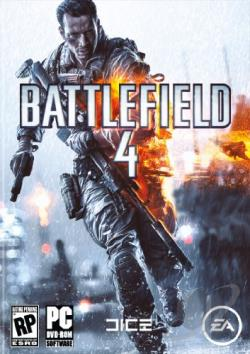 Battlefield 4 PCG Cover Art