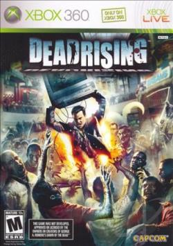 Dead Rising XB360 Cover Art