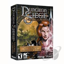 Dungeon Siege: Legends Of Aranna PCG Cover Art