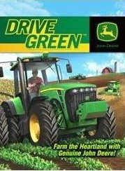 John Deere: Drive Green PCG Cover Art