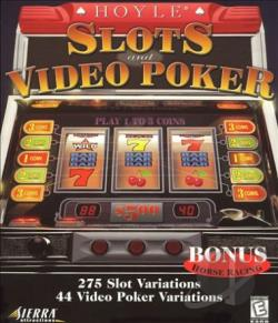 Hoyle Slots And Video Poker W9X Cover Art