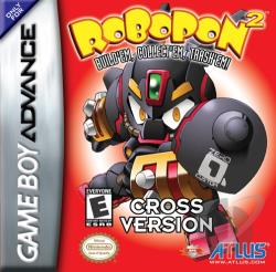 Robopon 2: Cross Version GBA Cover Art