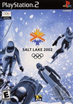 Salt Lake 2002 PS2 Cover Art