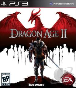 Dragon Age 2 PS3 Cover Art