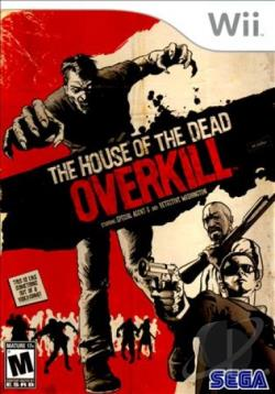 House of the Dead: Overkill WII Cover Art