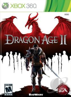 Dragon Age 2 XB360 Cover Art