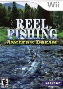 Reel Fishing: Angler's Dream WII Cover Art