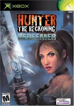 Hunter: The Reckoning -- Redeemer XB Cover Art