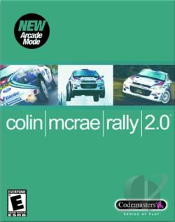 Colin McRae Rally 2.0 PCG Cover Art