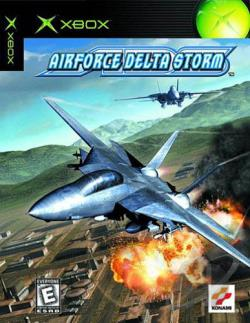 Airforce Delta Storm XB Cover Art