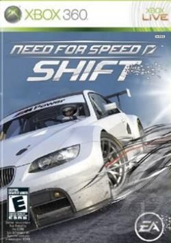 Need for Speed: Shift XB360 Cover Art