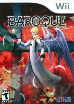 Baroque WII Cover Art